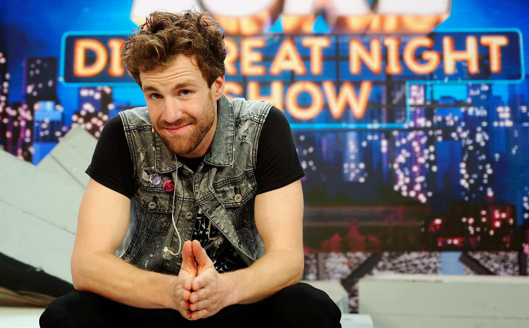 Bild zu LUKE! The Greatnightshow, Luke Mockridge