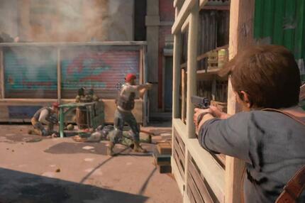 Uncharted 4 E3 Fazit