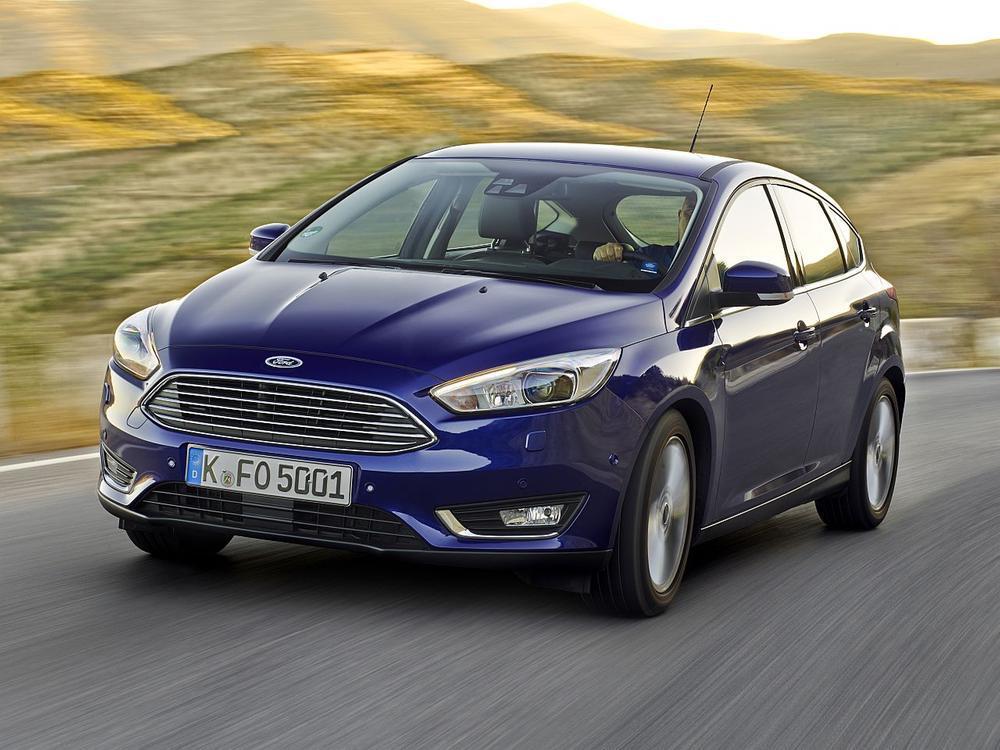 Bild zu Platz 14: Ford Focus