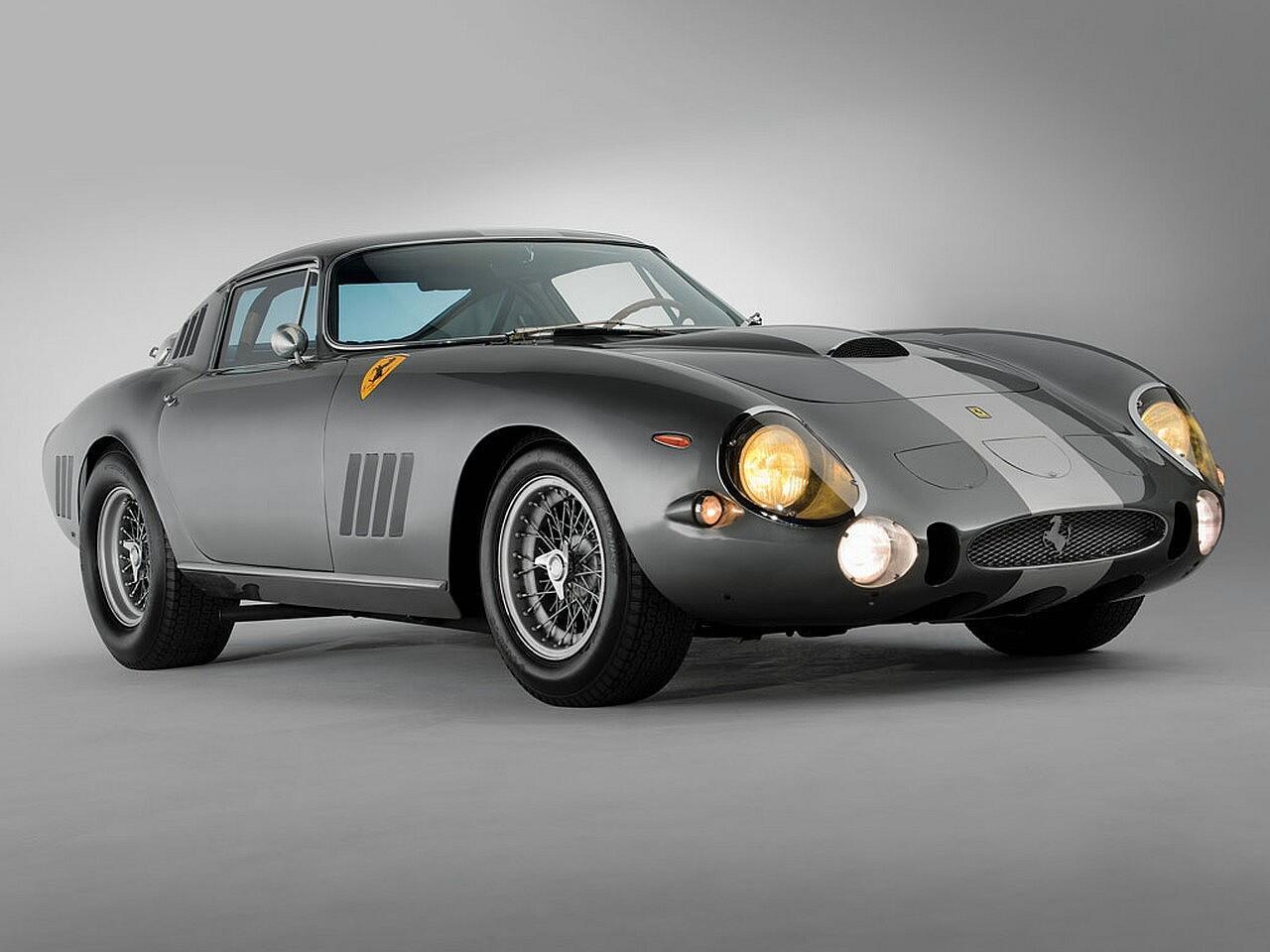 Bild zu Ferrari 275 GTB/C Speciale
