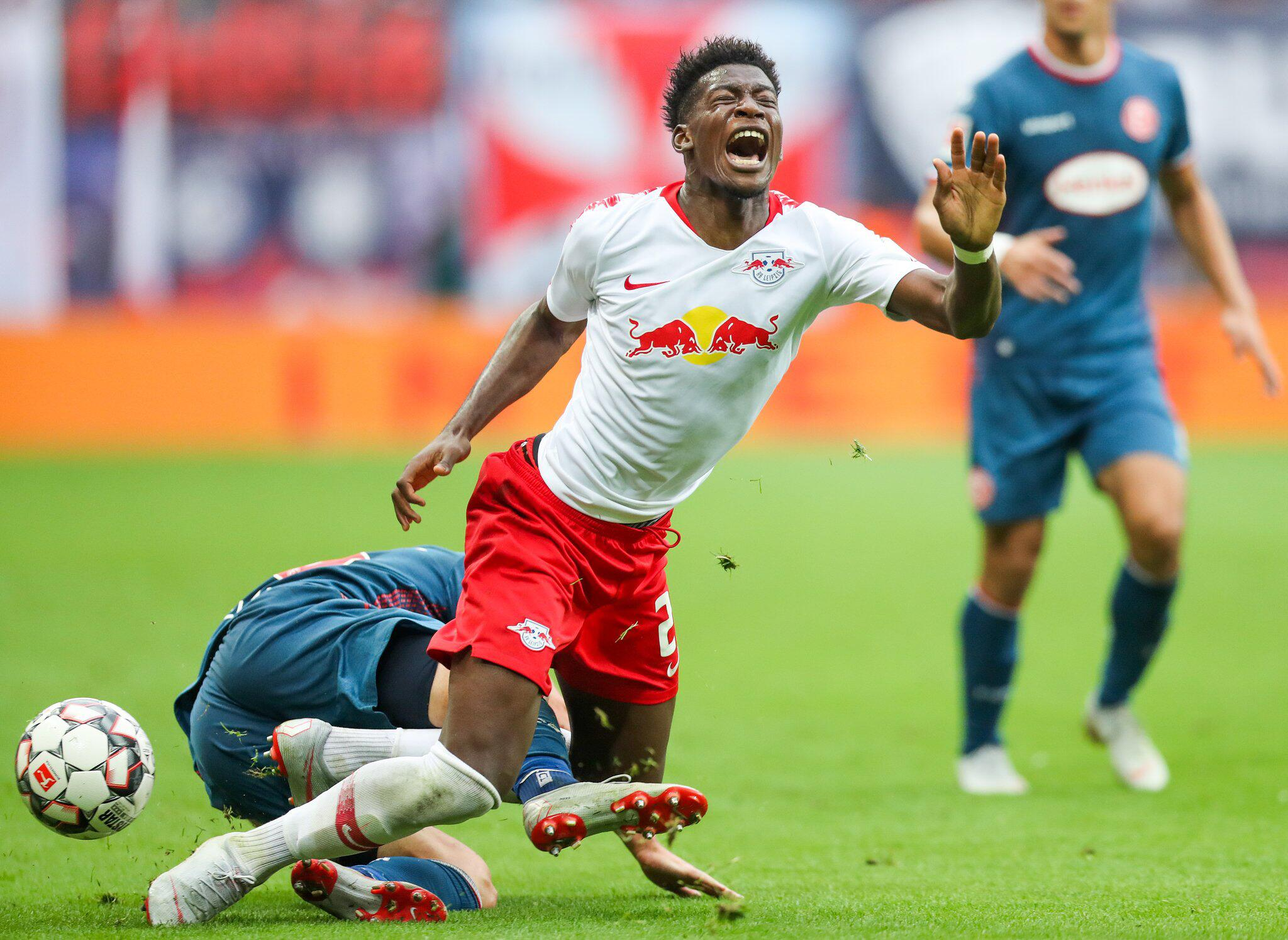 Bild zu RB Leipzig, Fortuna Düsseldorf