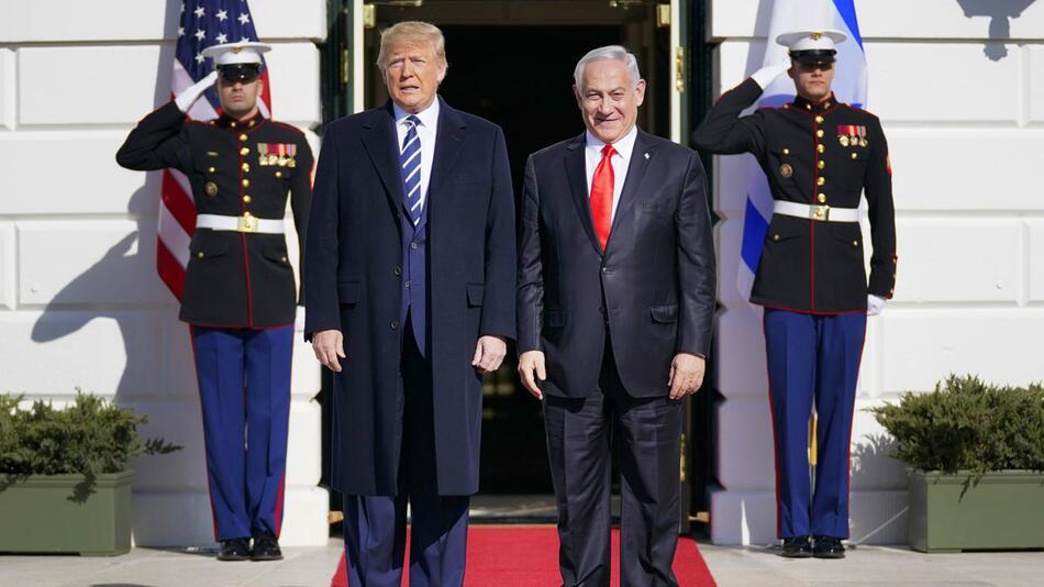Nahost-Plan von Trump