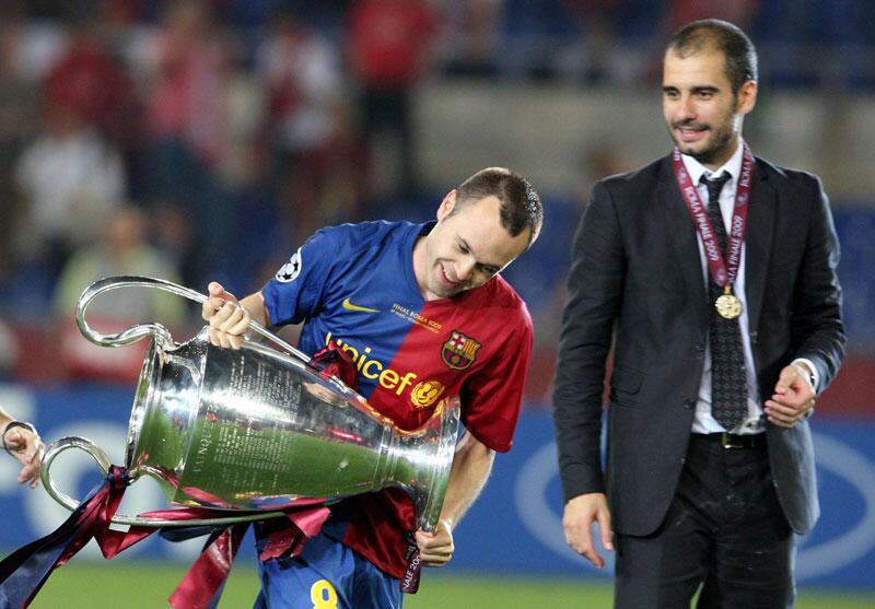 """Bild zu """"Iniesta wird alle in Rente schicken"""""""