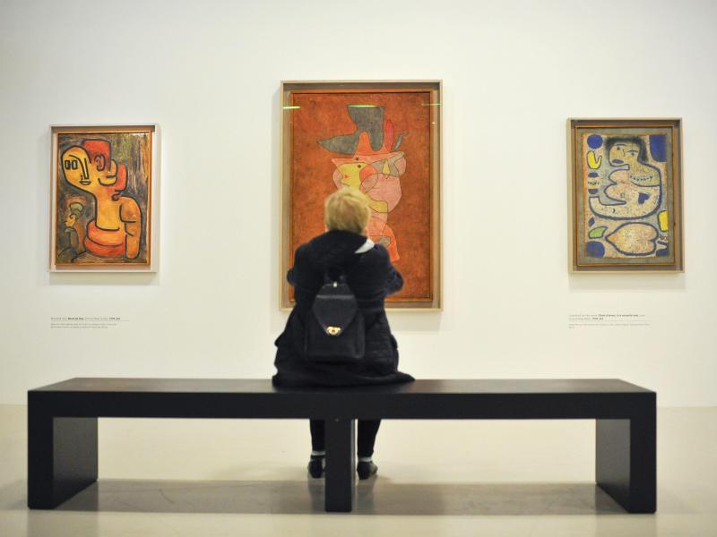 Bild zu Paul Klee
