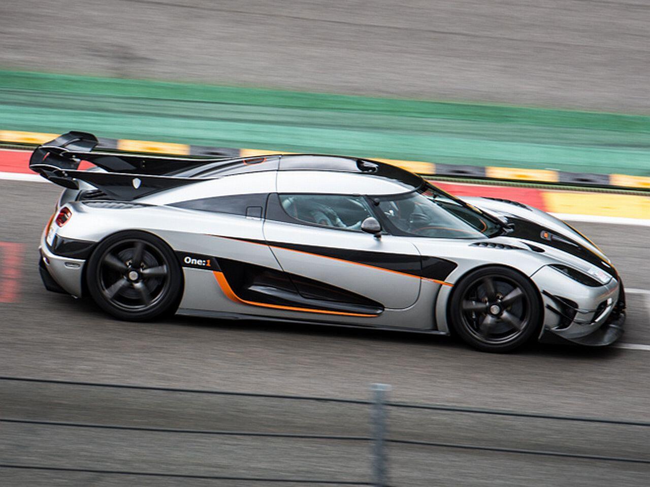Bild zu Koenigsegg One:1