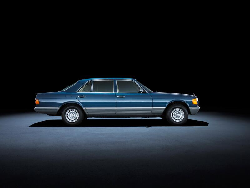 Bild zu Mercedes-Benz 500 SEL