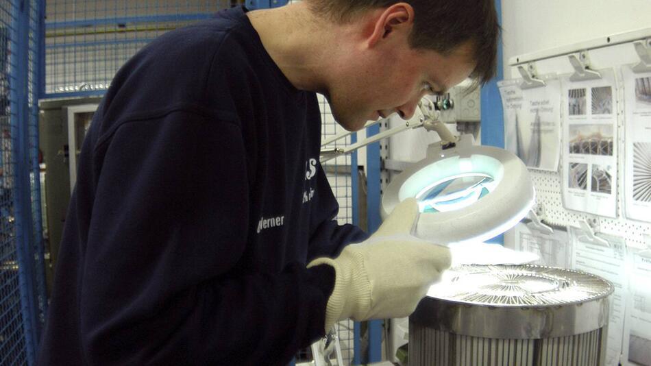 Rußpartikelfilter reinigen