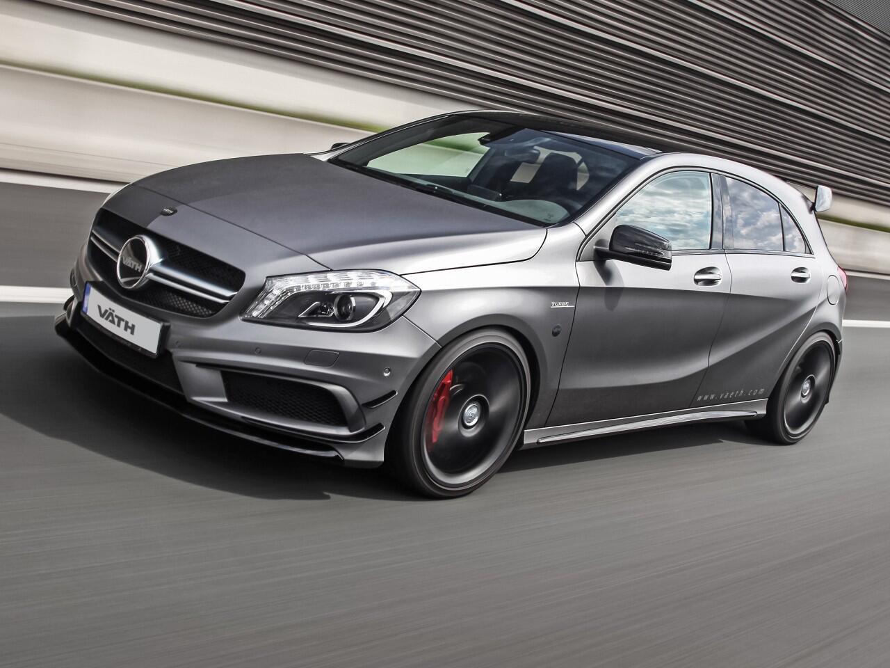 Bild zu Väth Mercedes A 45 AMG