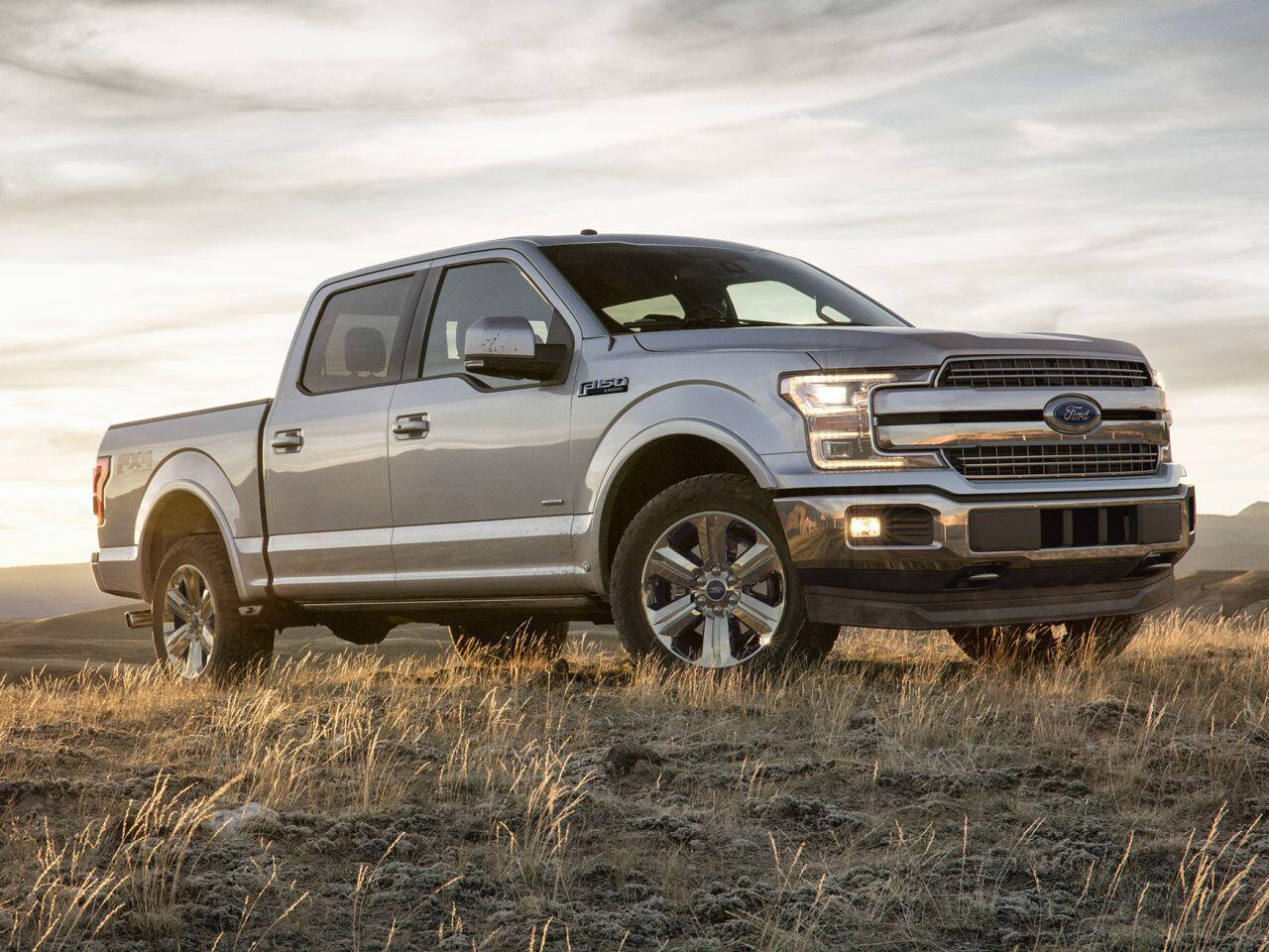 Bild zu Platz 2: Ford F-Series