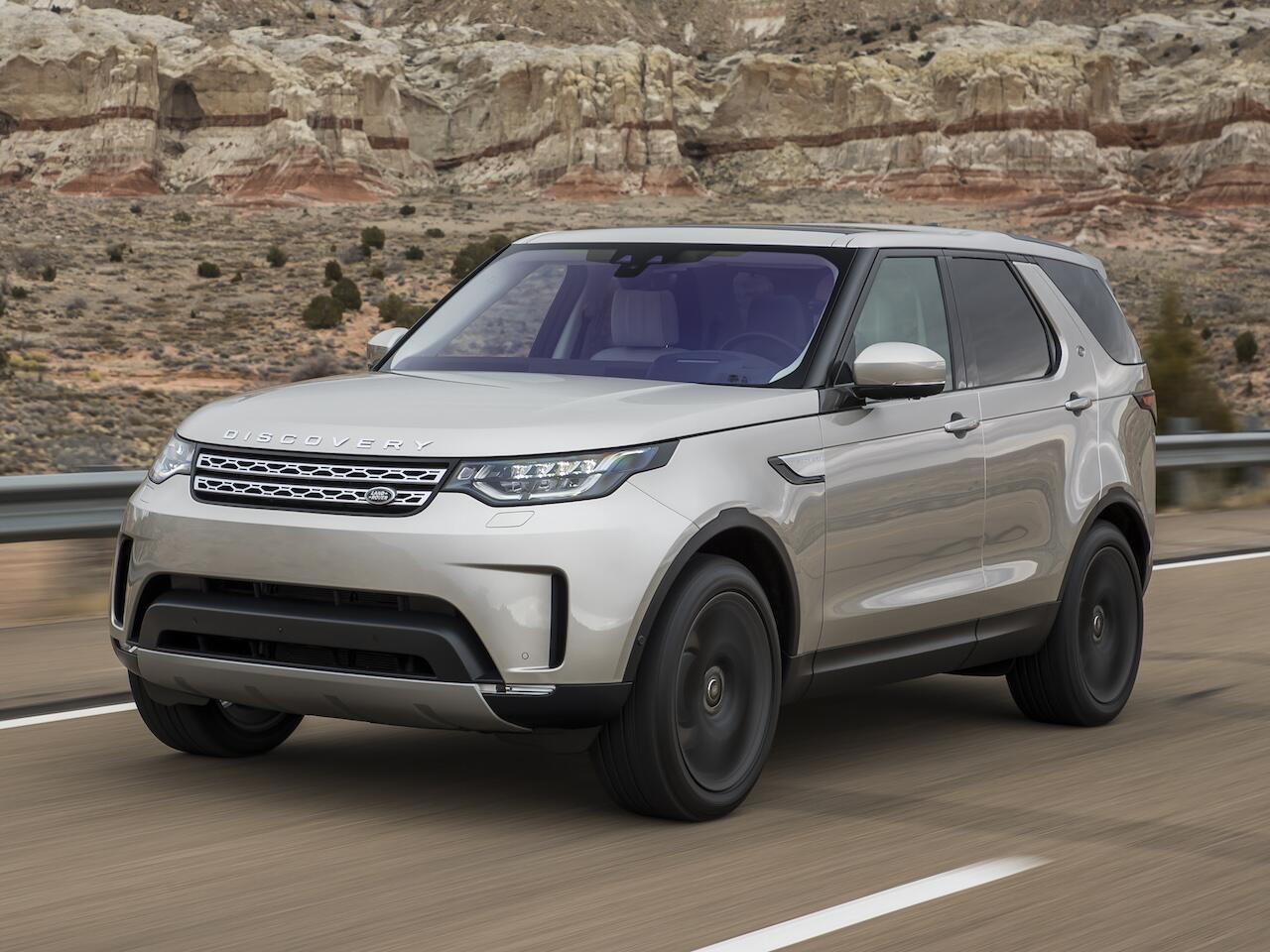 Bild zu Flops: Land Rover