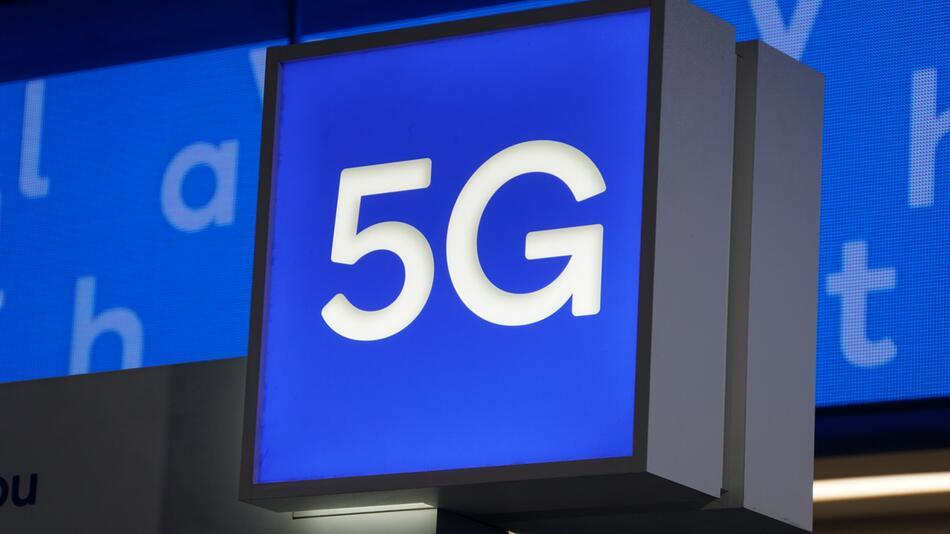 5G-Mobilfunk-Auktion