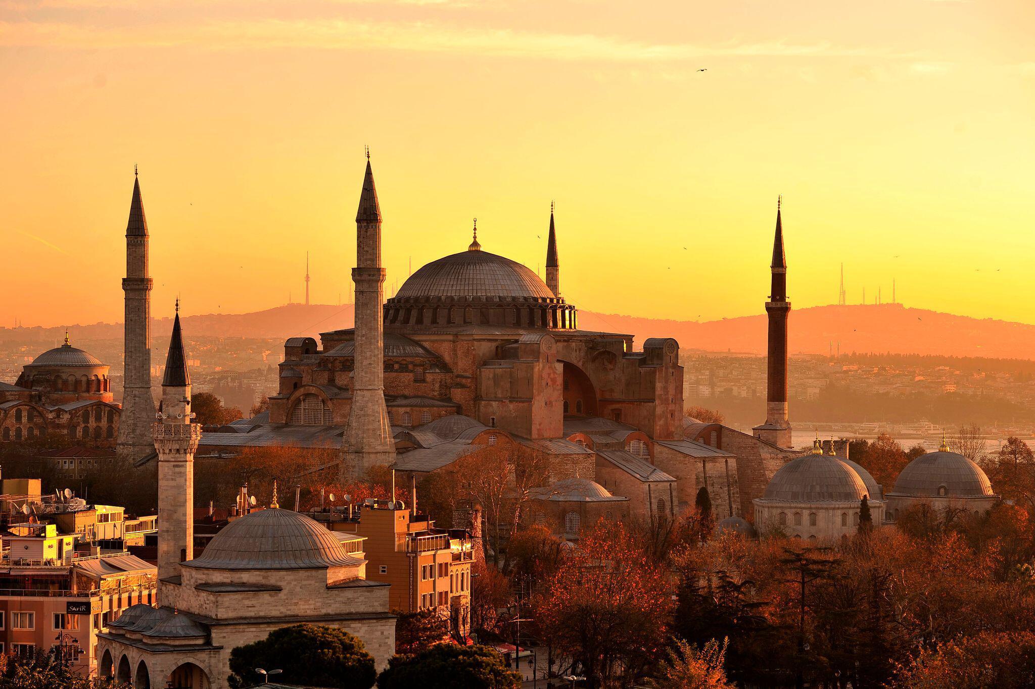 Gericht ebnet Weg zur Nutzung der Hagia Sophia als Moschee