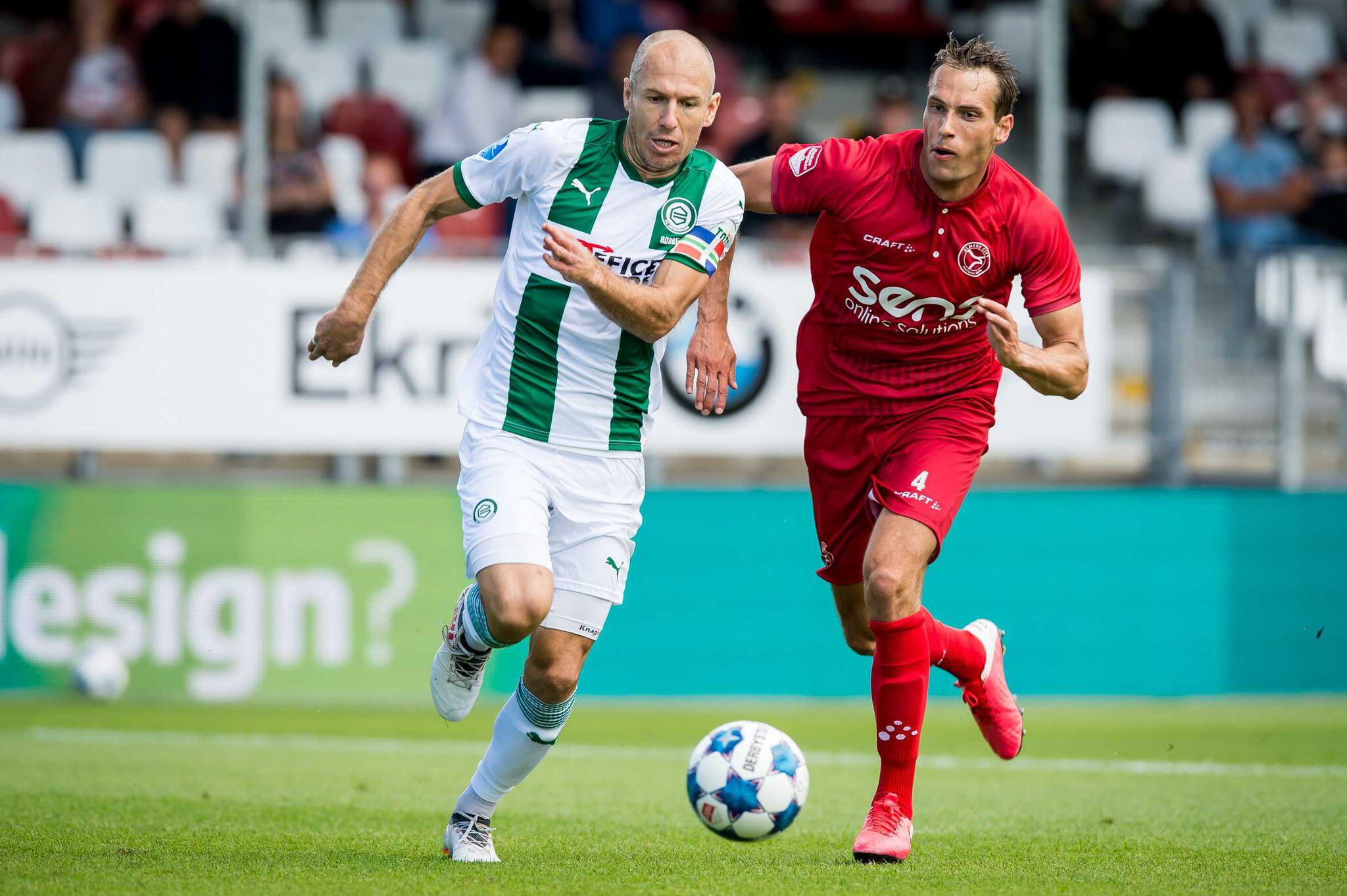 Bild zu FC Groningen - FC Almere City