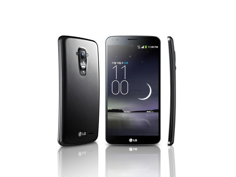 Bild zu LG G Flex