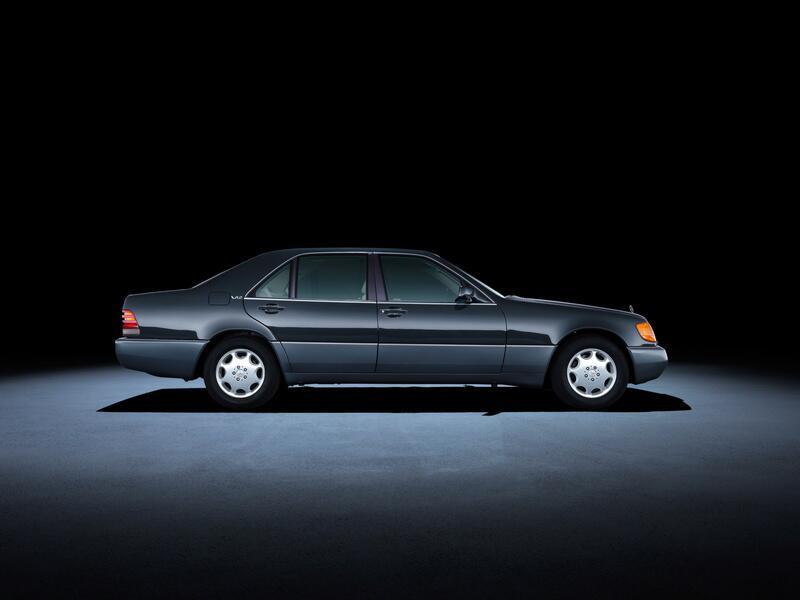 Bild zu Mercedes-Benz 600 SEL