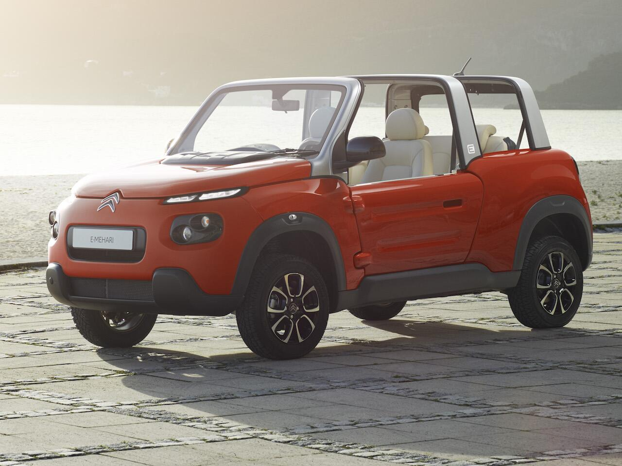 Bild zu Citroën E-Mehari