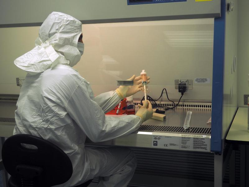 Bild zu Labor der Bonus Biogroup