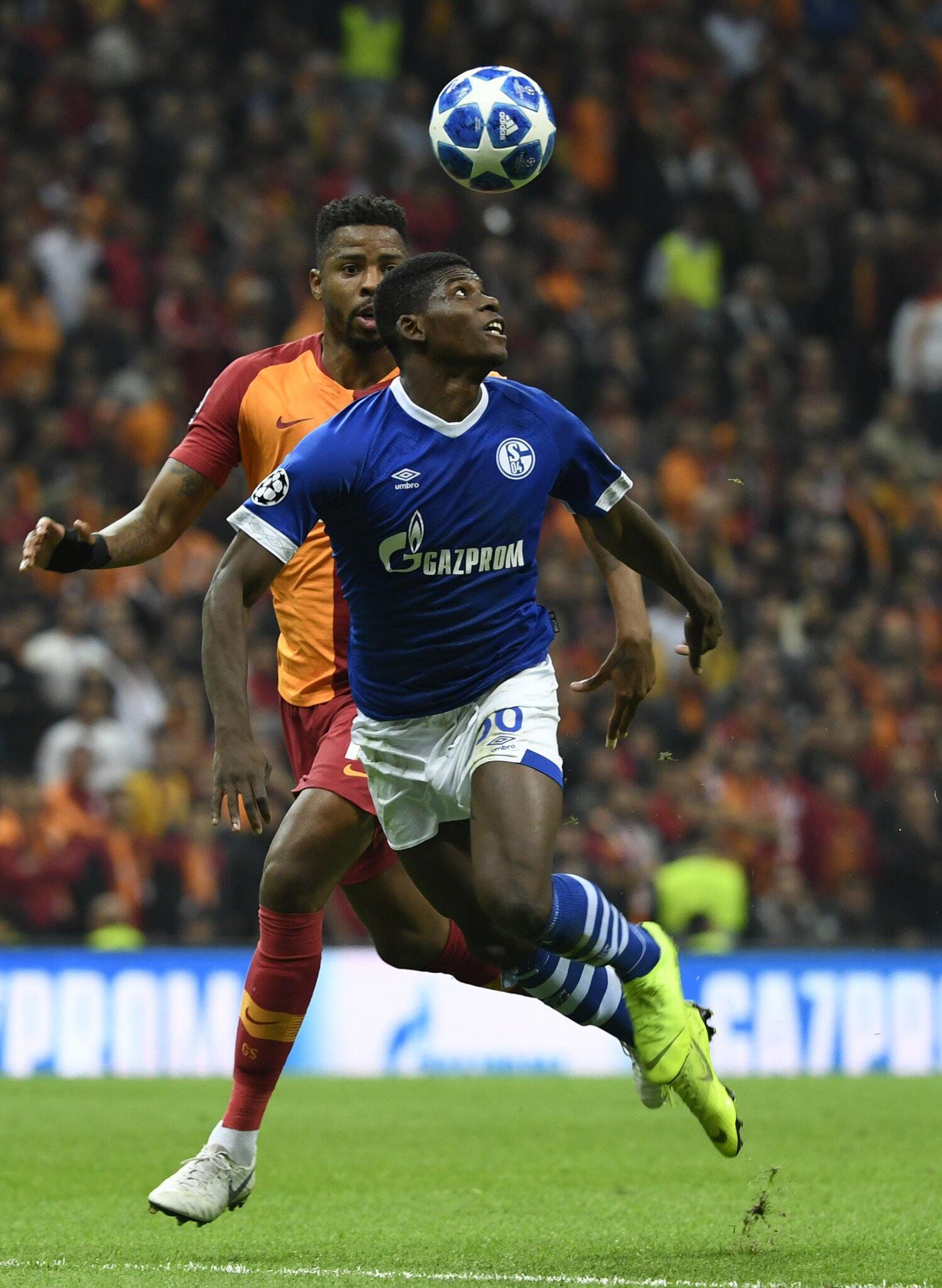 Bild zu Galatasaray Istanbul - FC Schalke 04