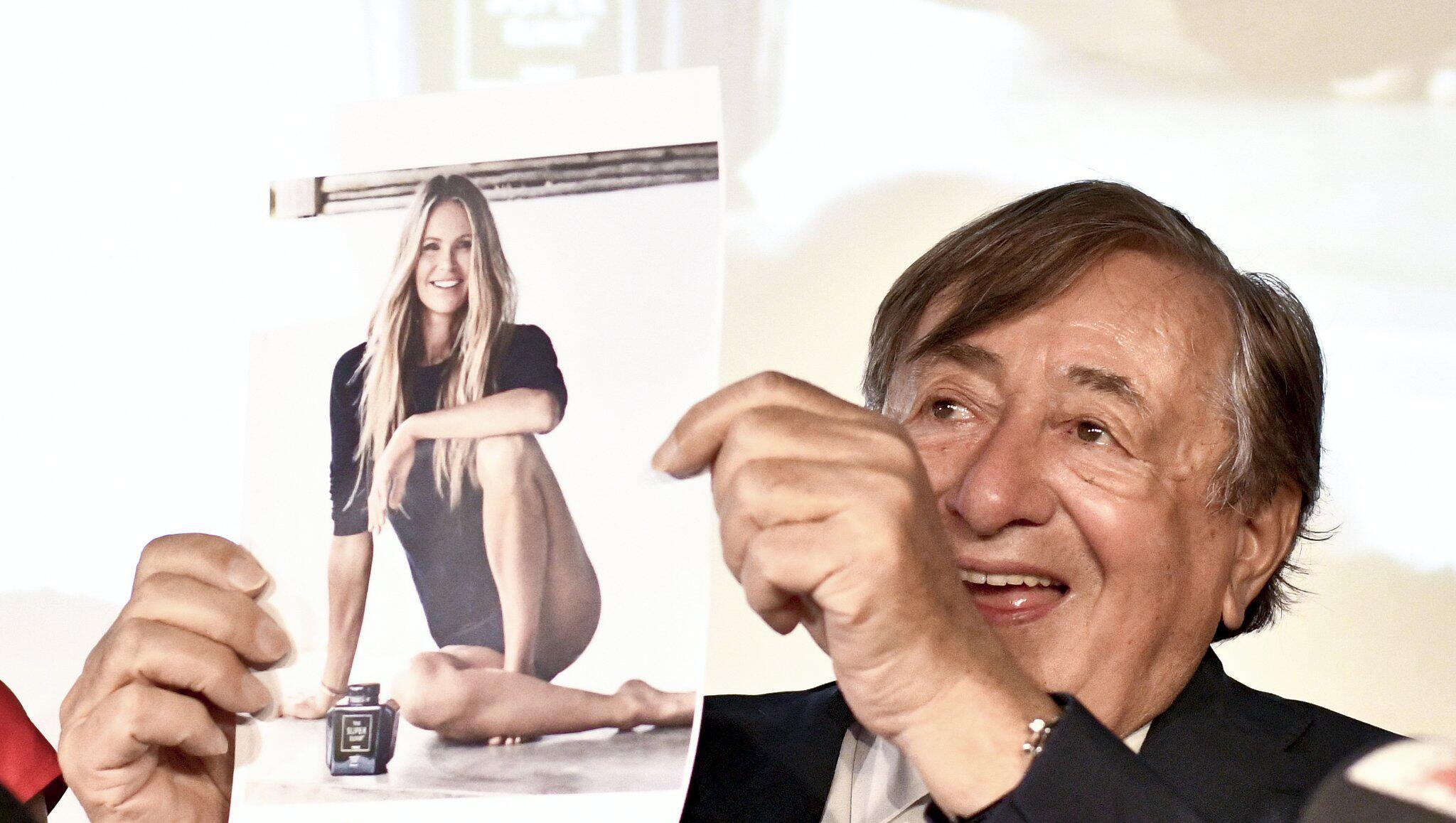 Bild zu Mörtel Lugner lüftet Rätsel über seine Opernball-Begleitung