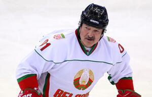 Weißrussland, Alexander Lukaschenko, Präsident, Eishockey