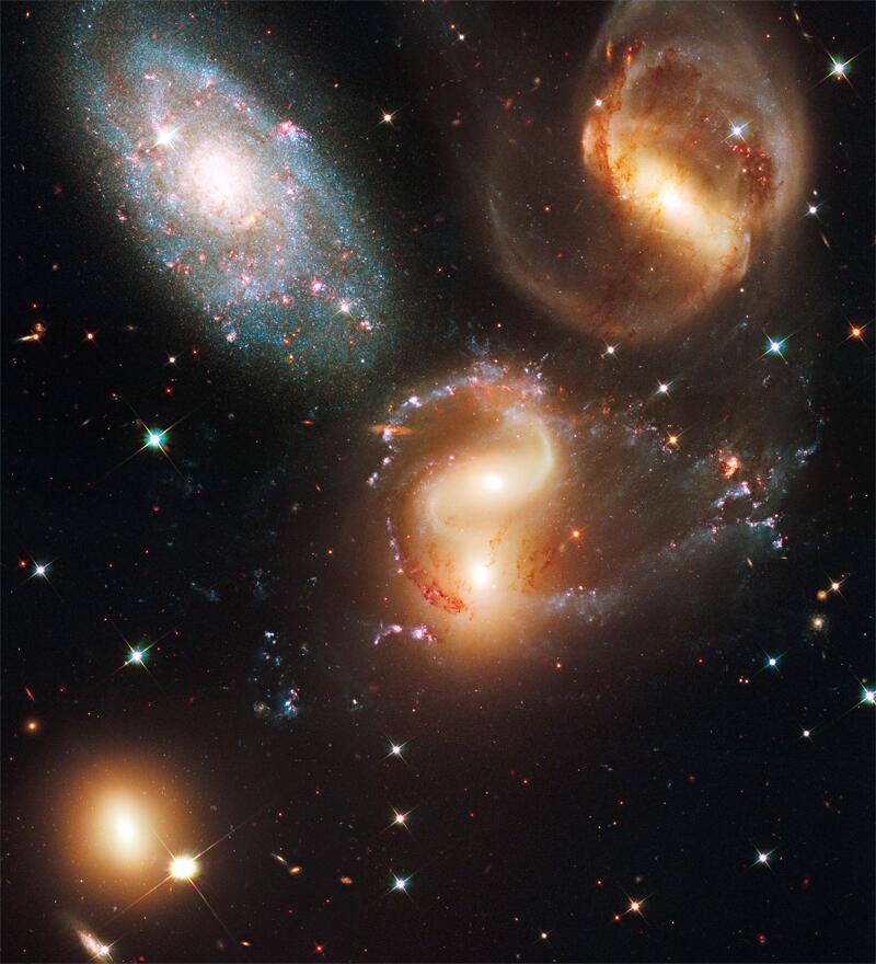 Bild zu Stephans Quintett