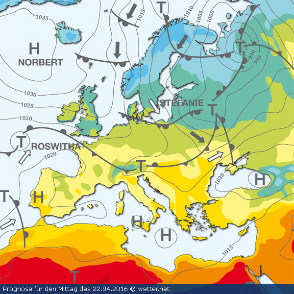 Bild zu Wetter, wetter.net