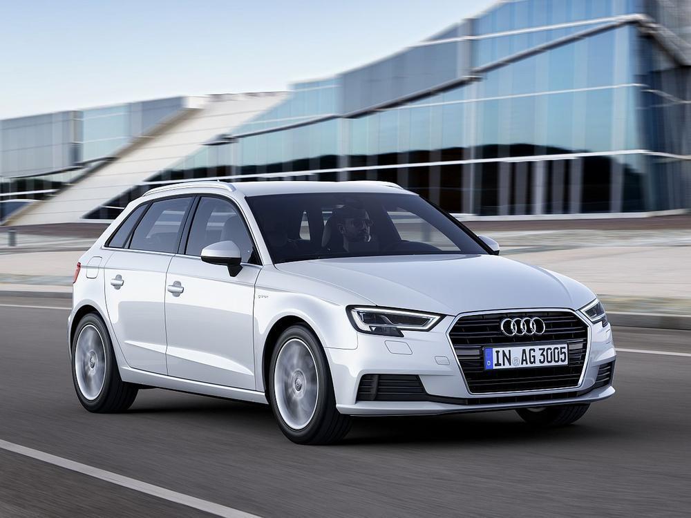 Bild zu Platz 11: Audi A3/S3/RS3