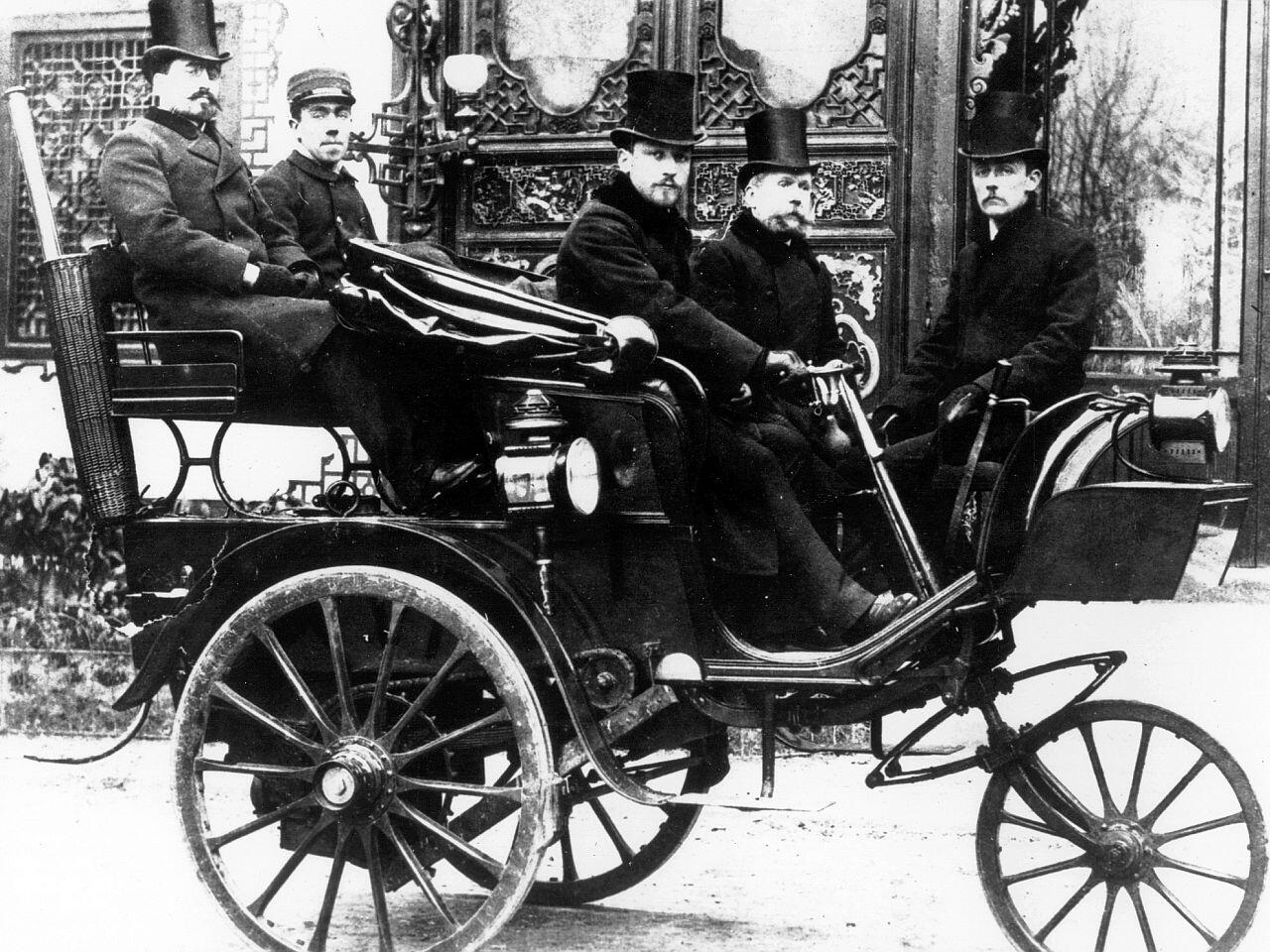 Bild zu 125 Jahre Peugeot