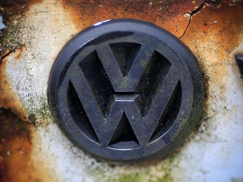 Bild zu VW-Logo