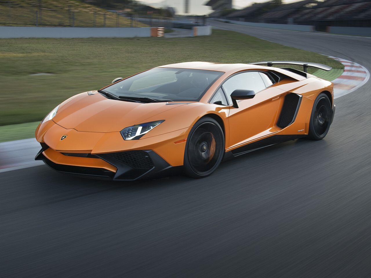 Bild zu Lamborghini Aventador LP 750-4 Superveloce