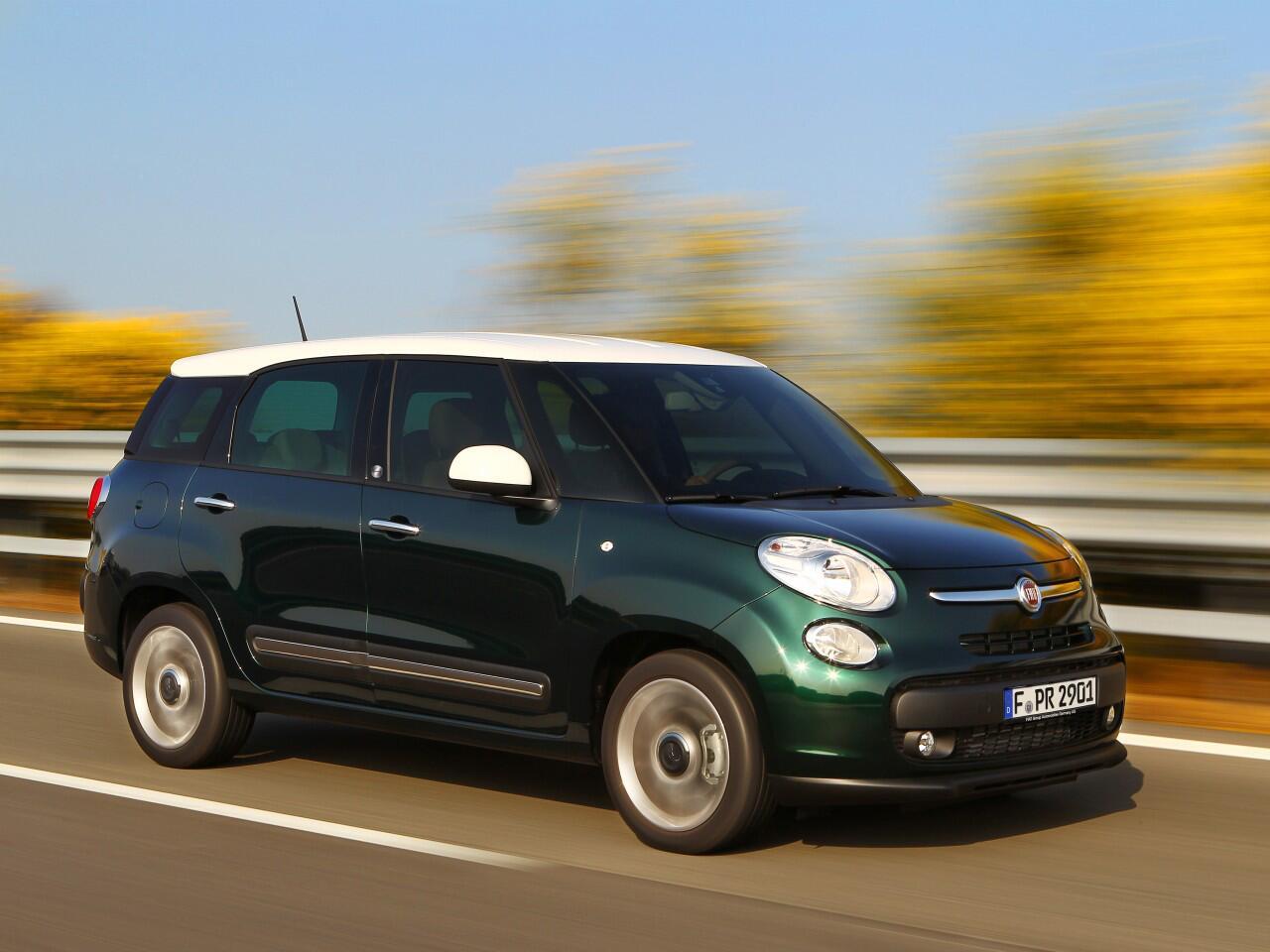 Bild zu Flops: Fiat