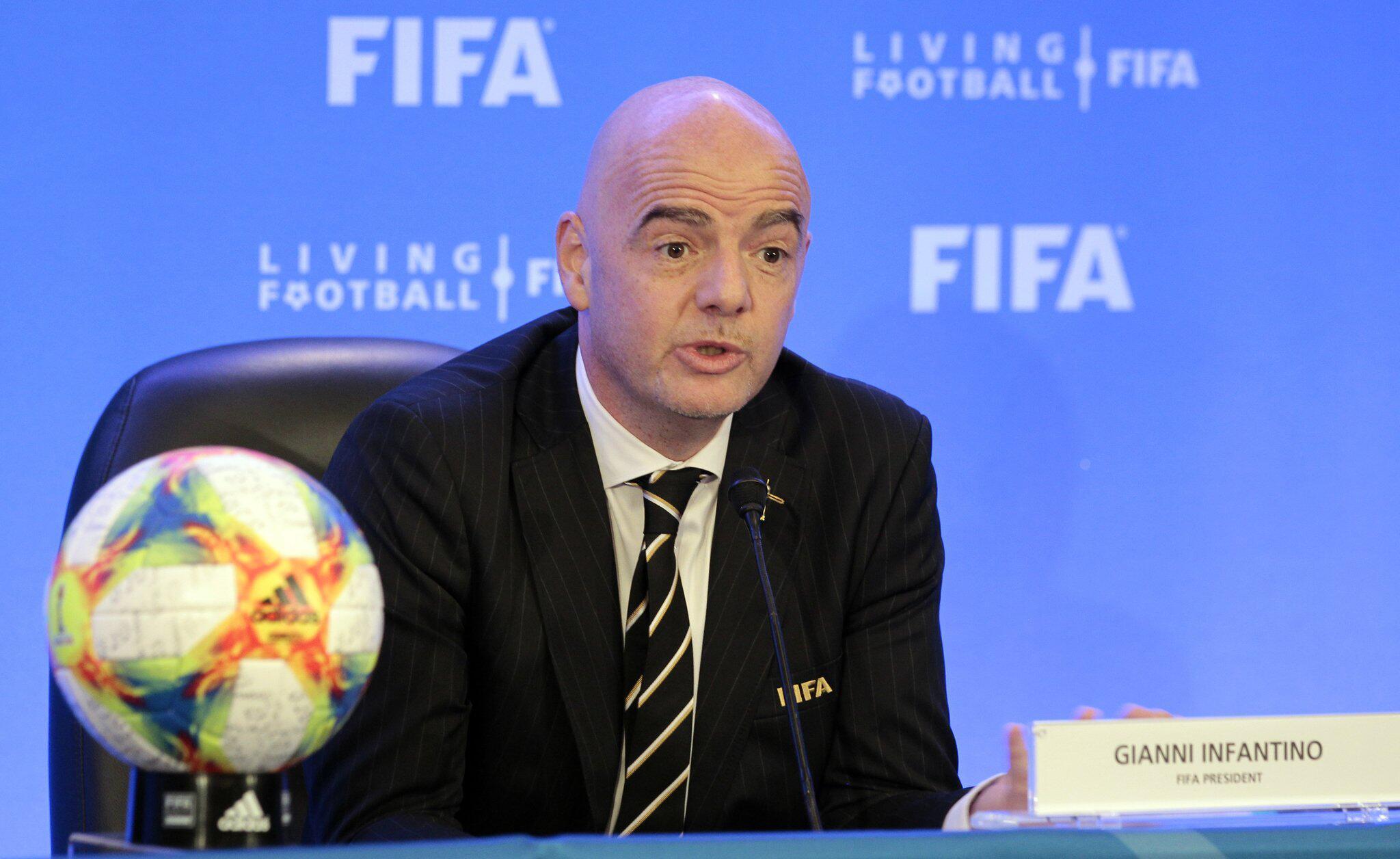 Bild zu FIFA-Council-Sitzung in Miami