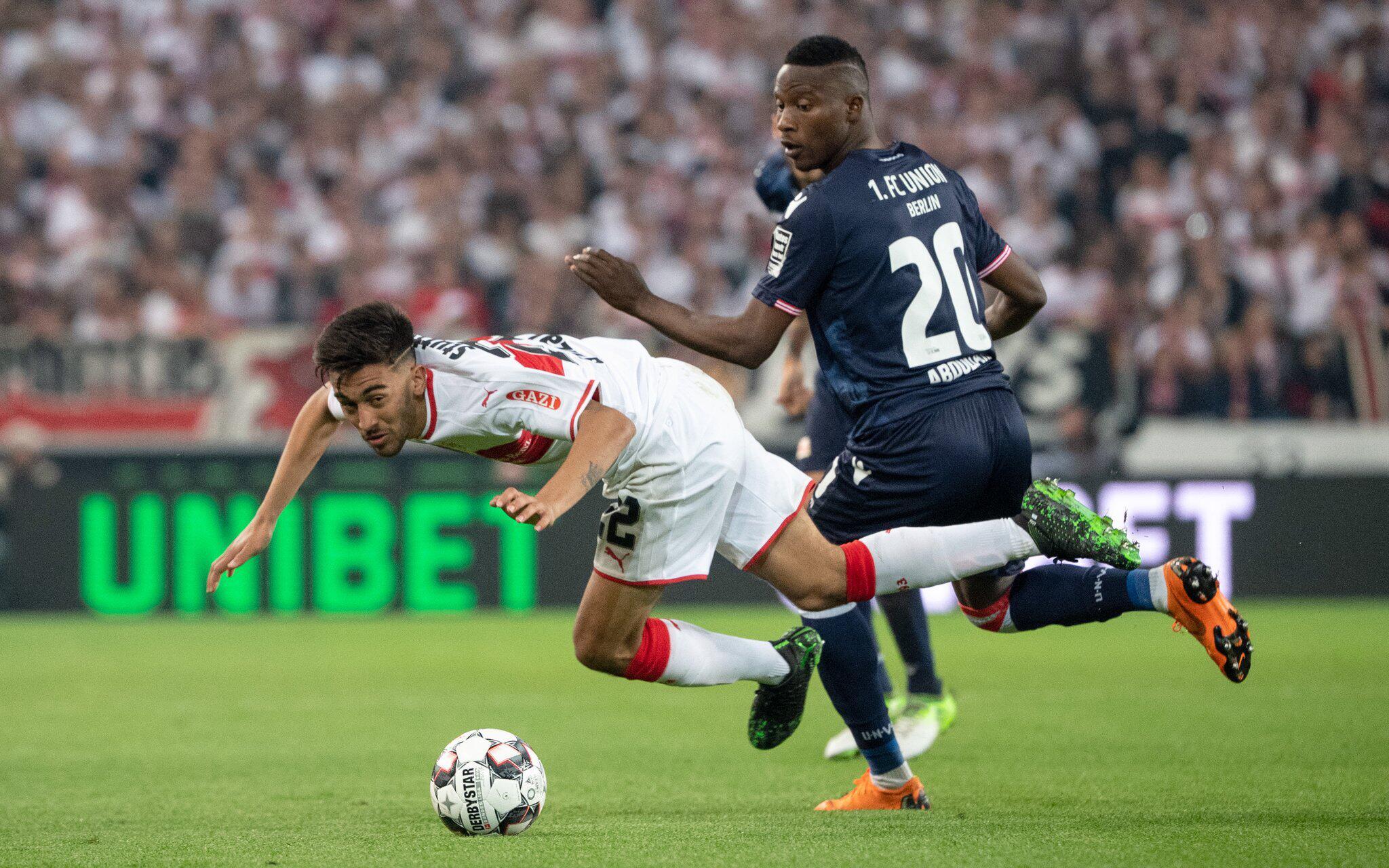 Bild zu VfB Stuttgart - 1st FC Union Berlin