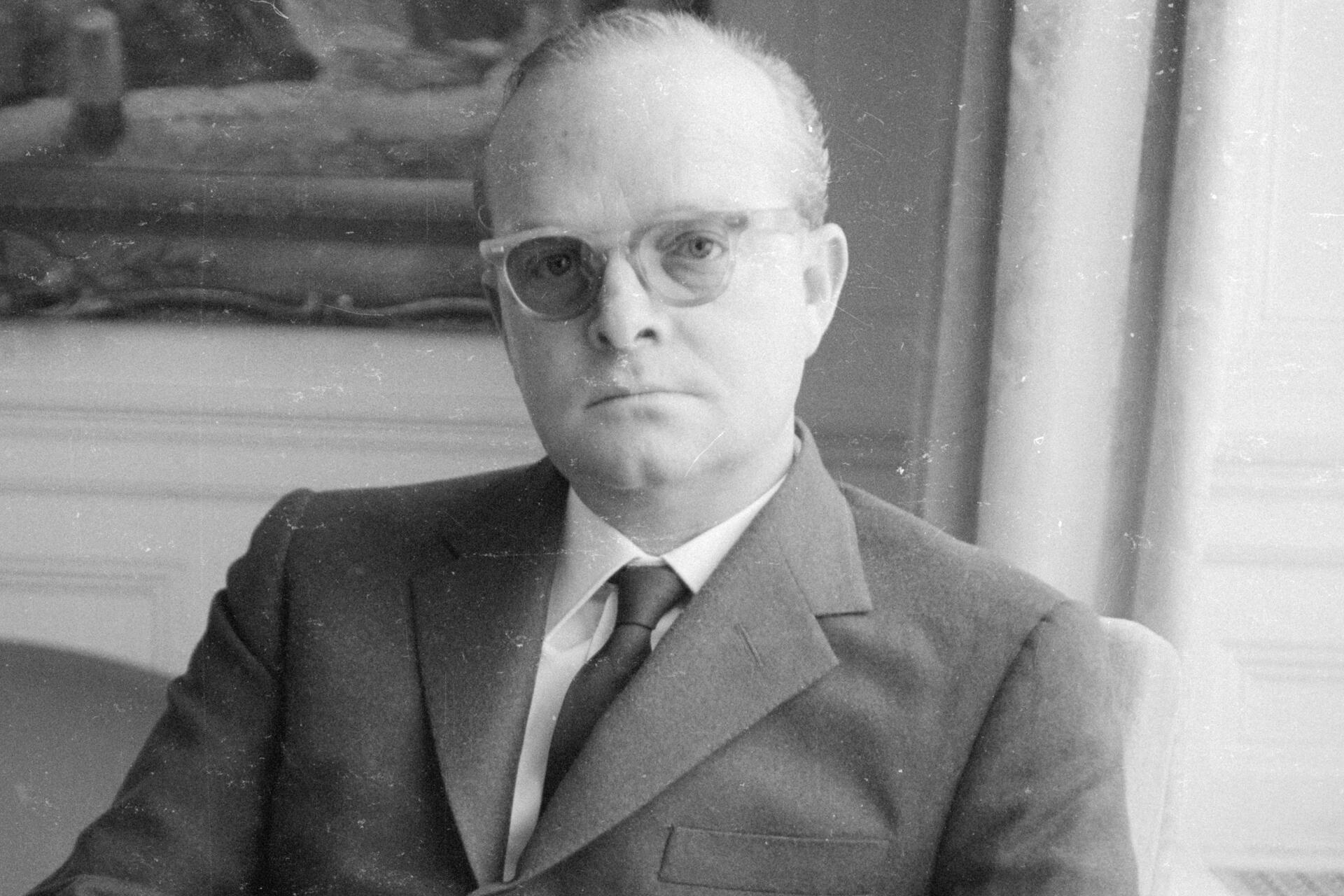 Bild zu Truman Capote