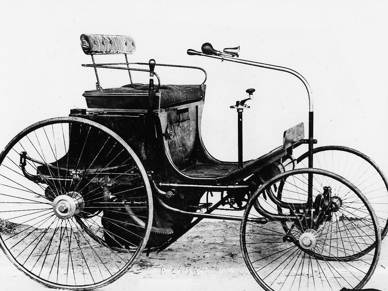 Bild zu Peugeot Typ 2 mit Verbrennungsmotor