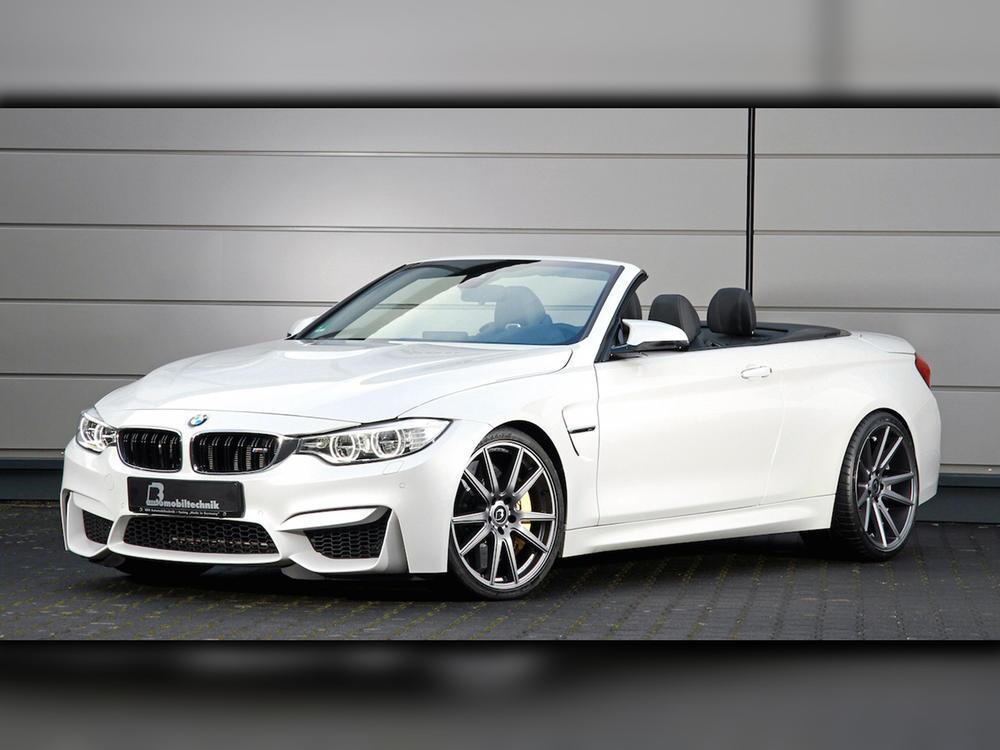 Bild zu BMW M3 und M4 Tuning-Version