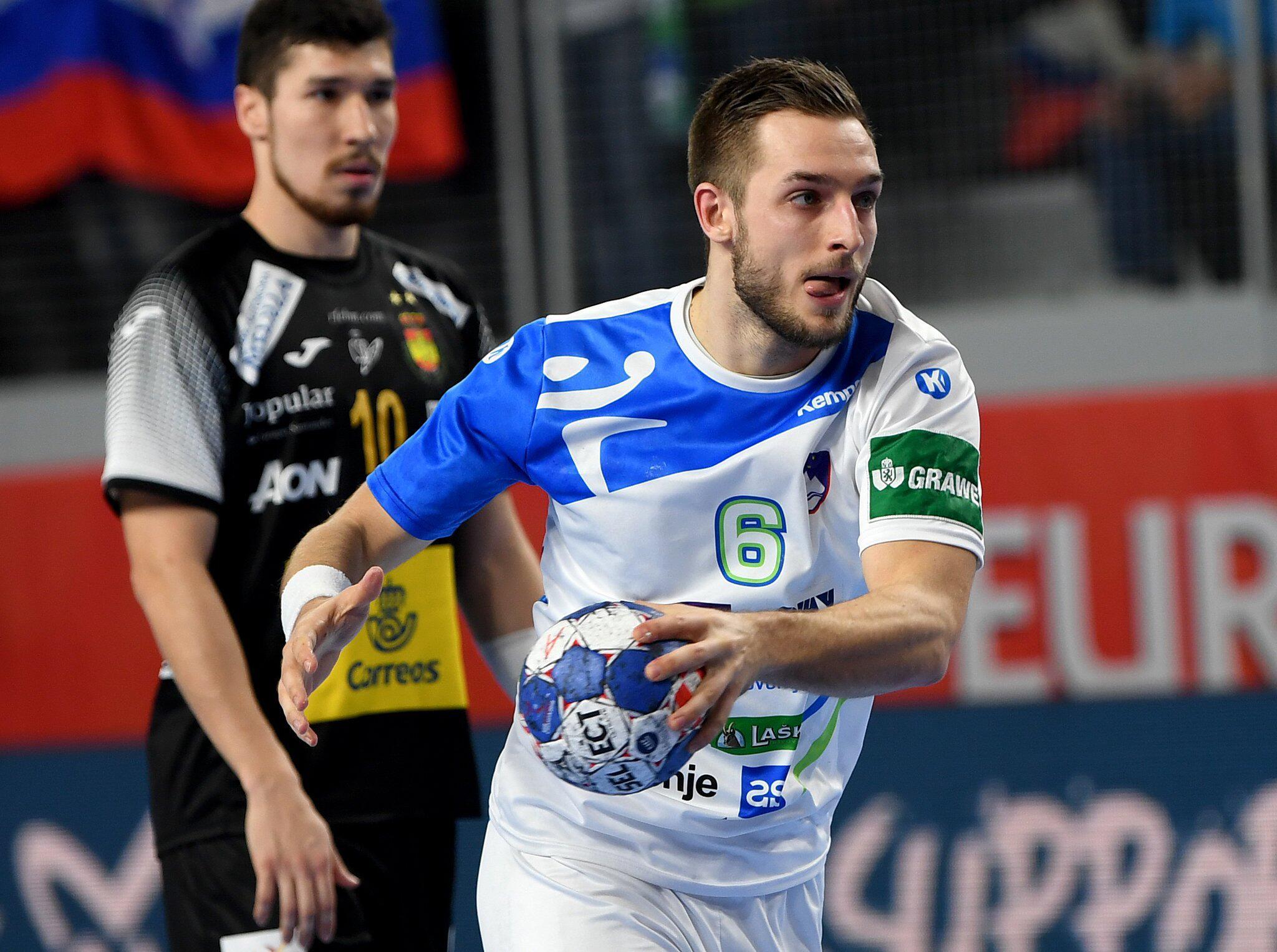 Bild zu Handball-EM: Slowenien - Spanien