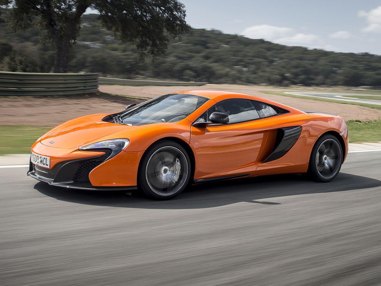 Bild zu McLaren 650S Coupé