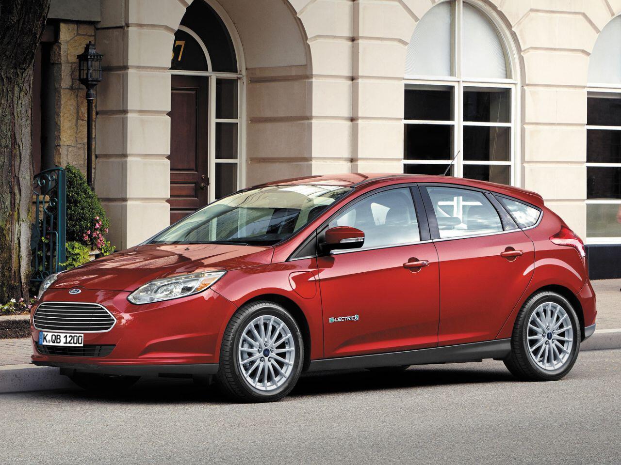Bild zu Ford Focus Electric