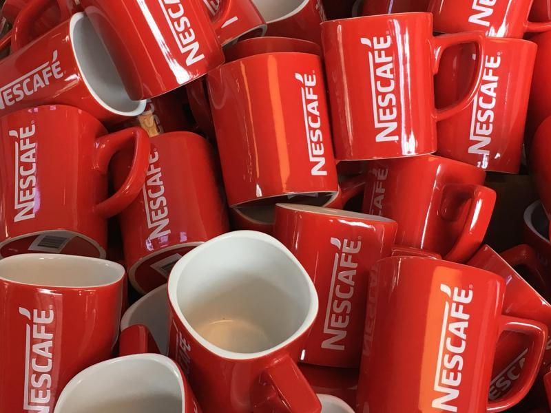 Bild zu Nescafé-Tassen