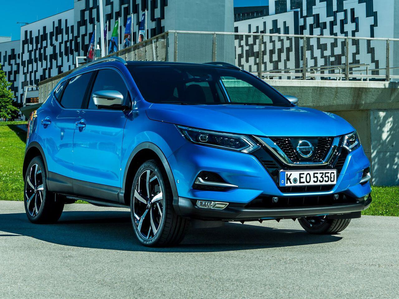Bild zu Flops: Nissan