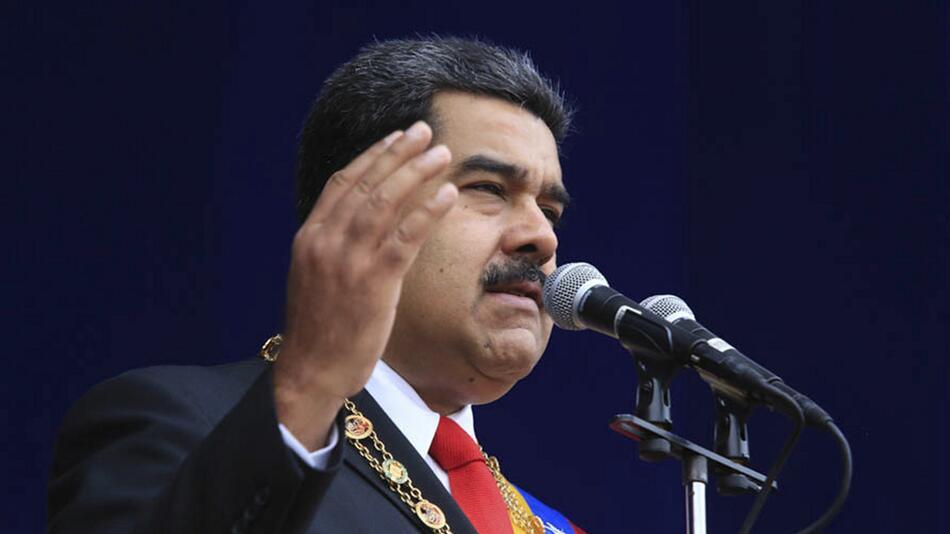 Anschlag gegen Nicolas Maduro
