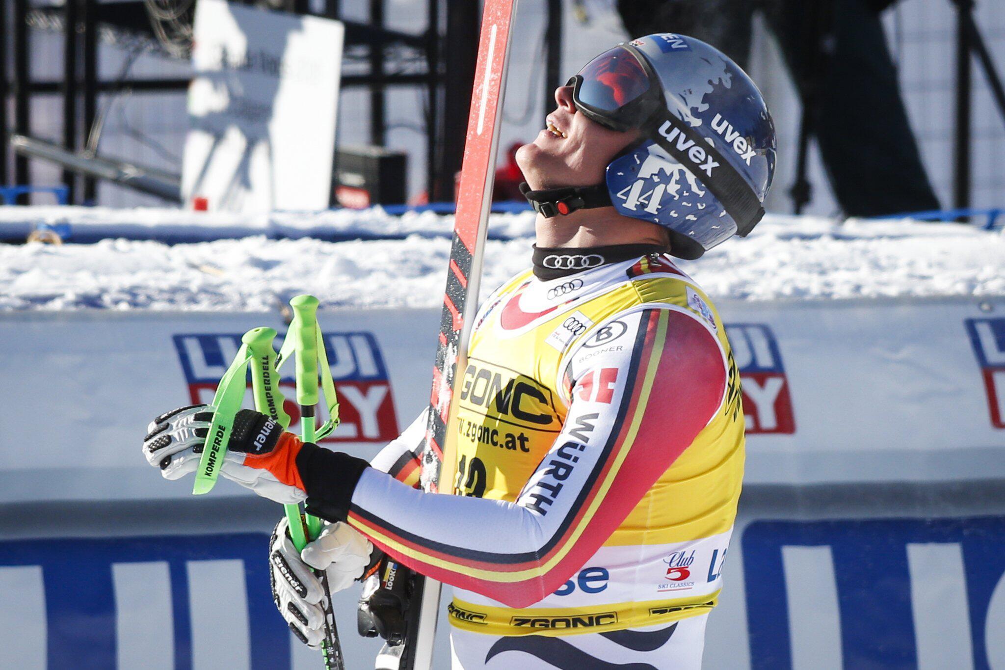Bild zu Ski Alpin Weltcup