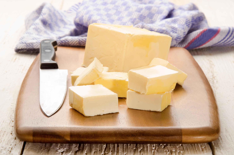 Bild zu Wie lange ist Butter haltbar?