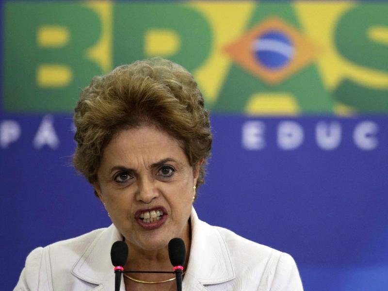 Bild zu Dilma Rousseff