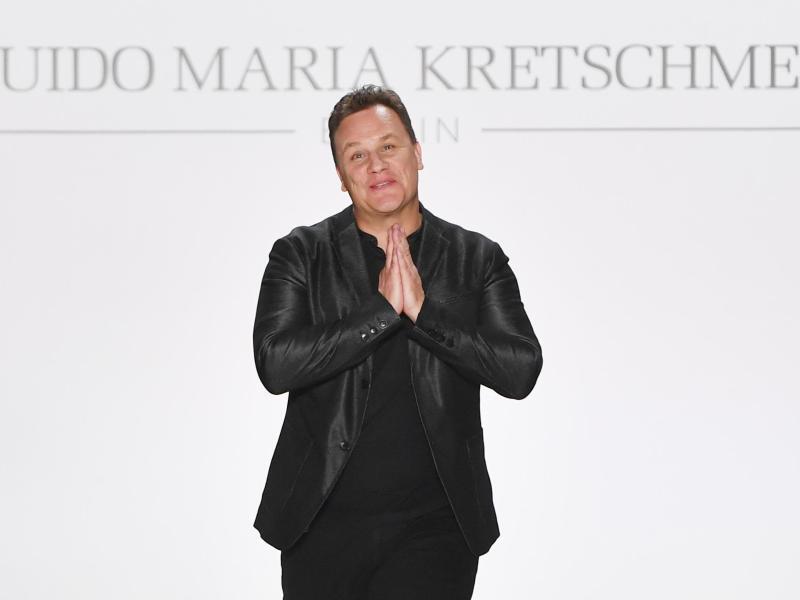 Guido Maria Kretschmer Steckbrief Bilder Und News Webde