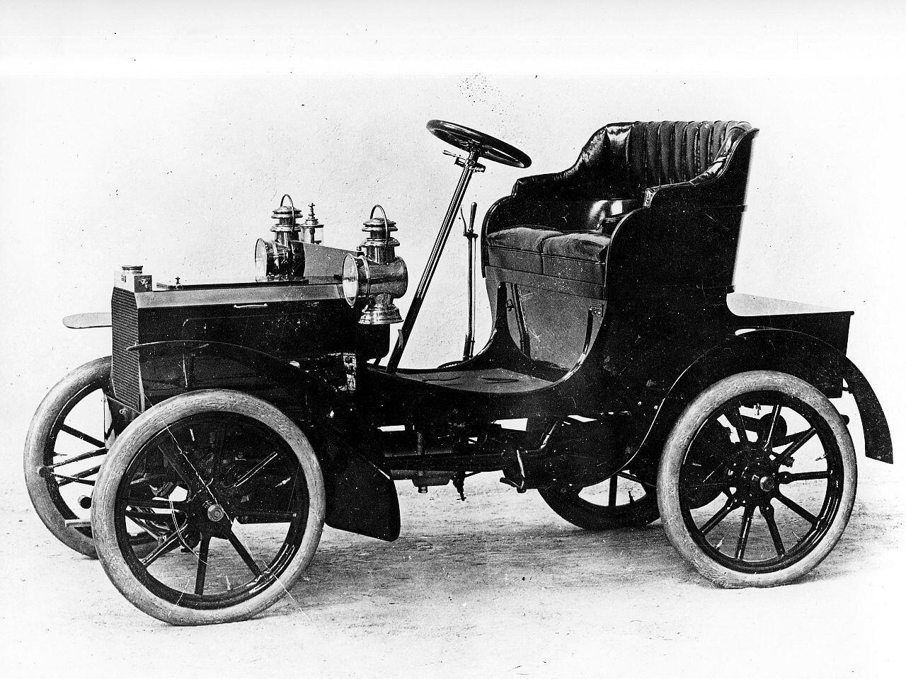 Bild zu Typ 69 Bébé mit Einzylindermotor