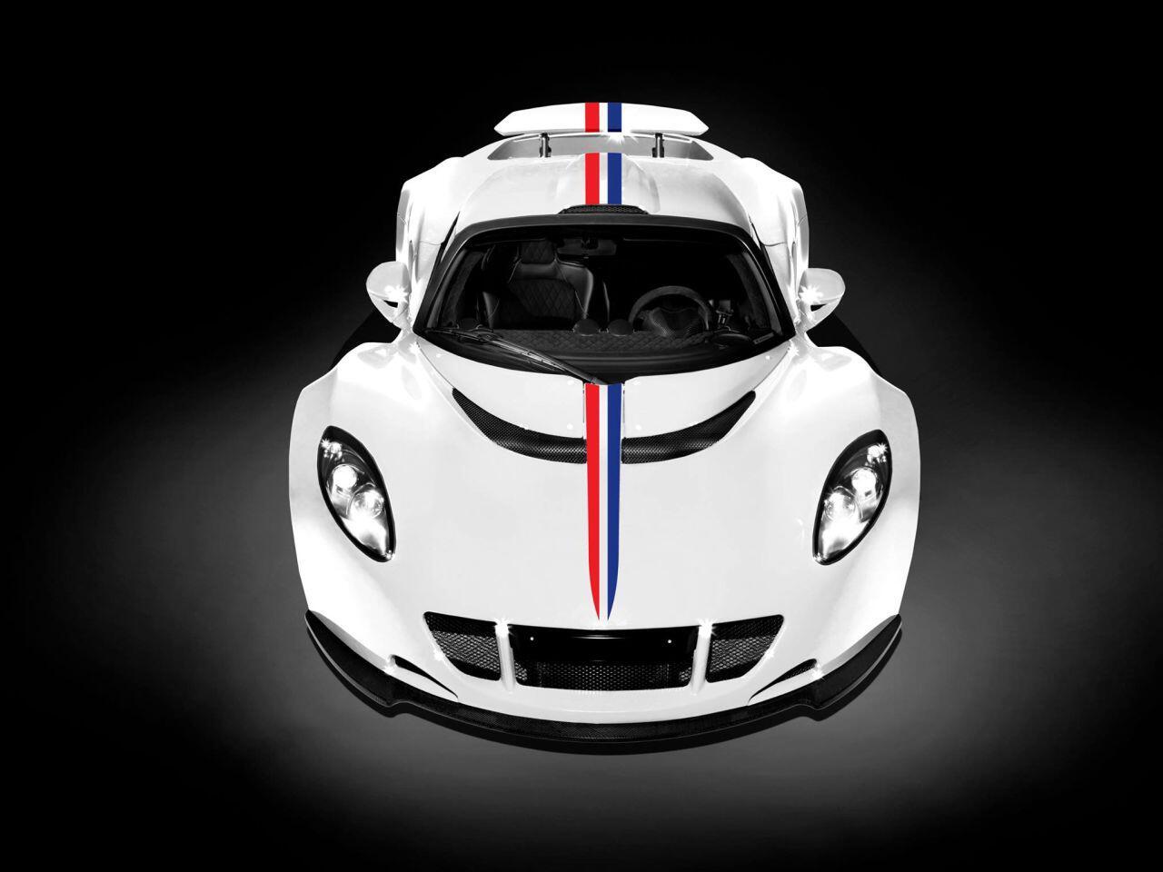 Bild zu Hennessey Venom GT Worlds Fastest Edition