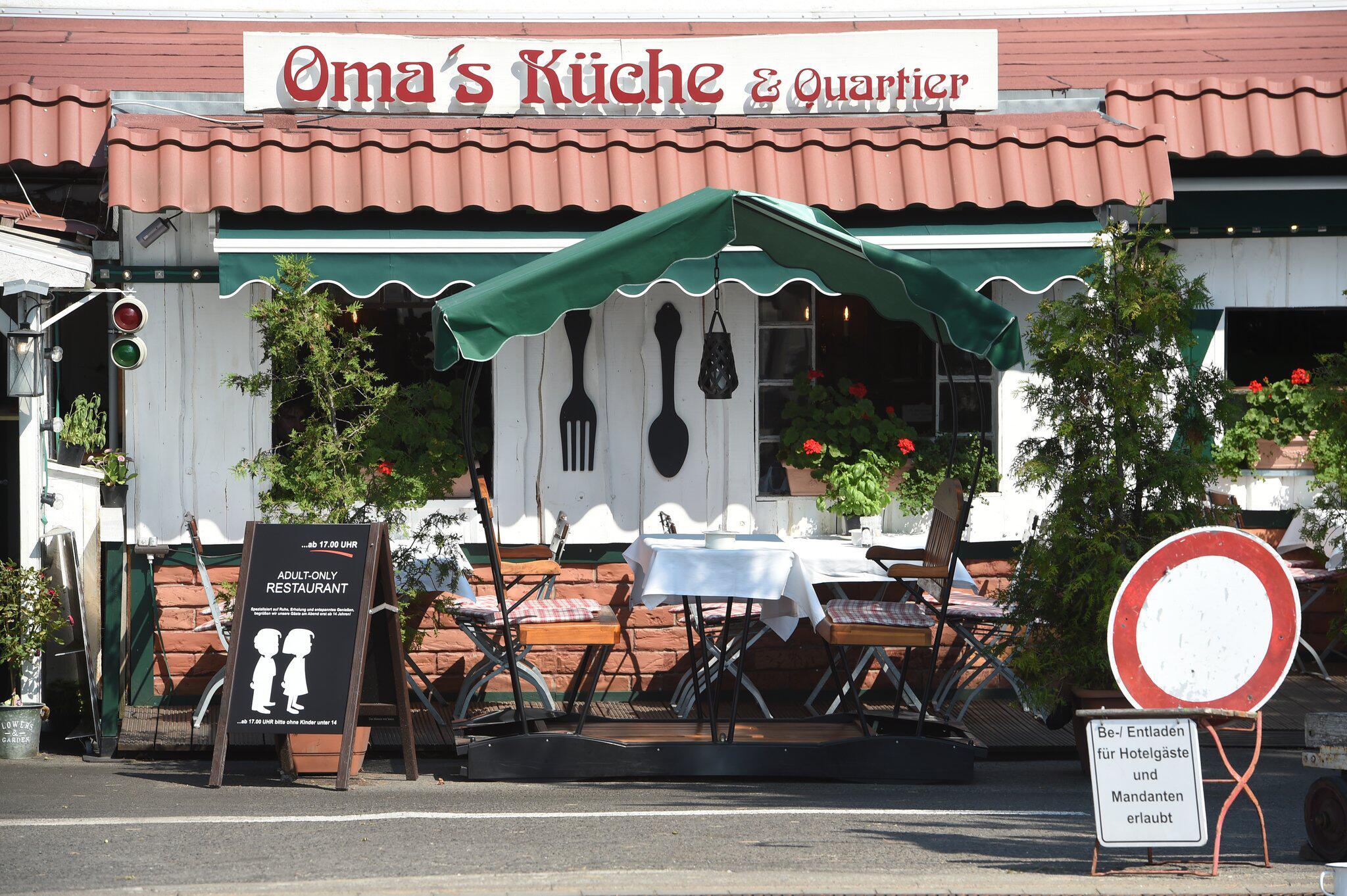 Bild zu Restaurant auf Rügen, Kinder verboten