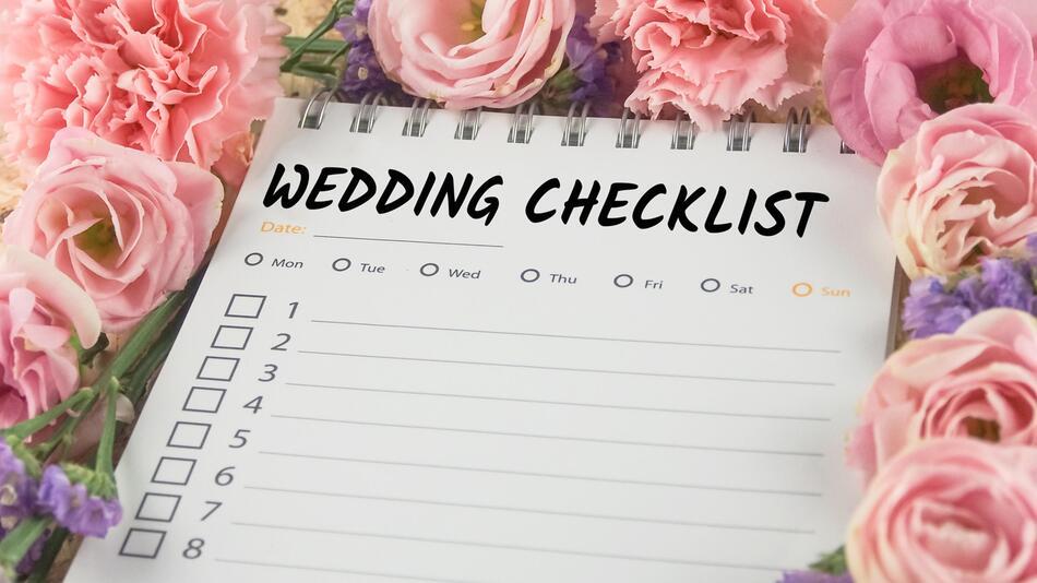 hochzeit, heiraten, checkliste, location, planung, hochzeitsplanung, braut, bräutigam, trauzeuge